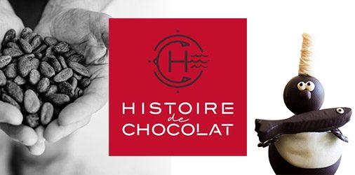 Logo Histoire de chocolat