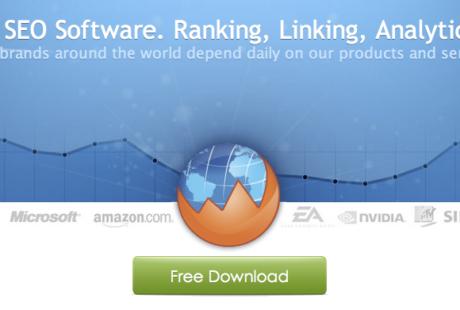 Advanced Web Ranking WebSIte