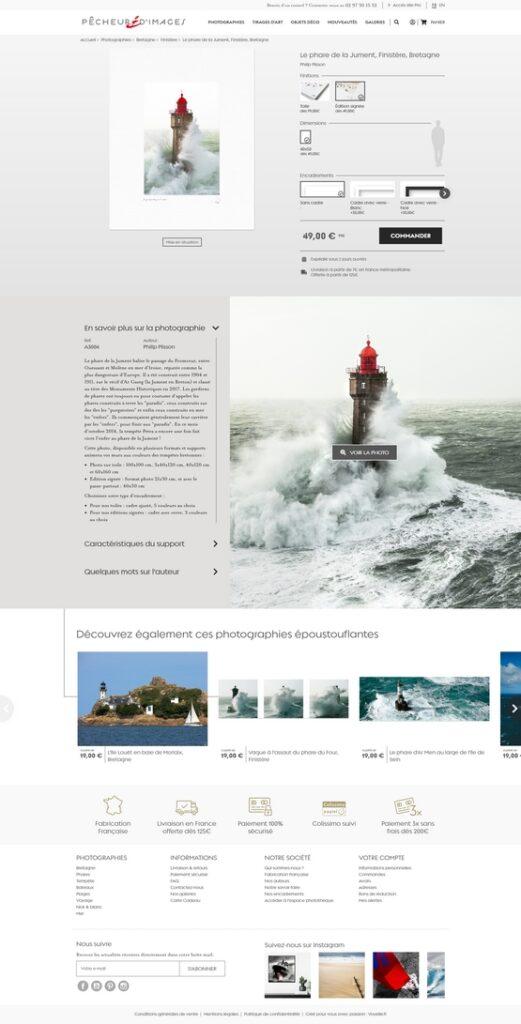 Site web Pêcheur d'images