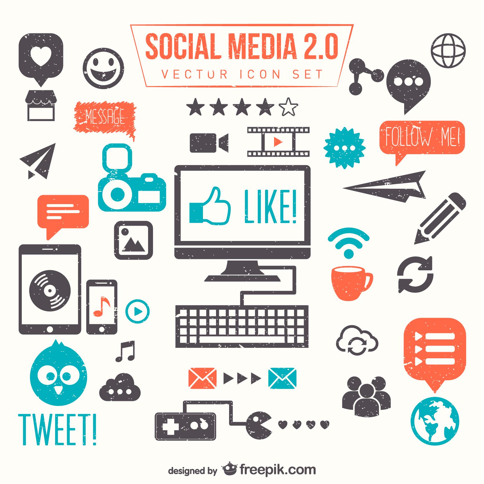 visibilité avec les réseaux sociaux